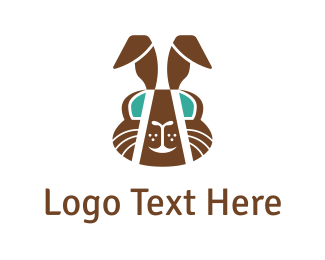 Chocolate - Chocolate Rabbit  logo design