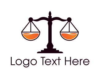 Liberty - Fresh Justice logo design