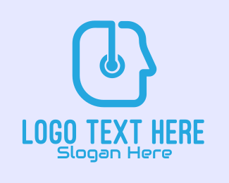 Graphics - Tech Support Person logo design
