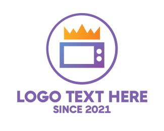 Youtube - Movie Royalty Media logo design