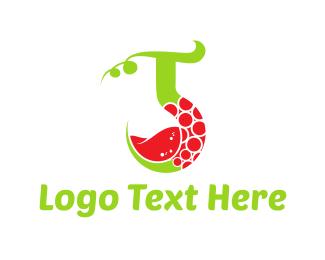 Vine - Vine Drink logo design