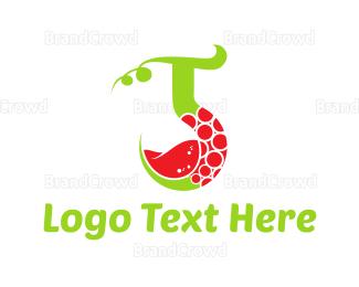 Drink - Vine Drink logo design