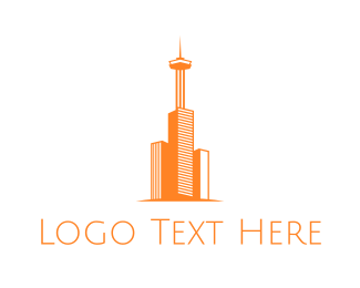 Orange Tower - Orange Tower logo design