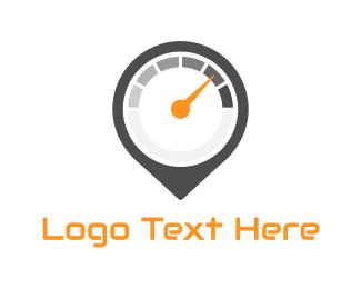 Speed - Speed Track logo design
