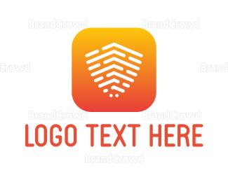 Smart - Smart Secure App logo design