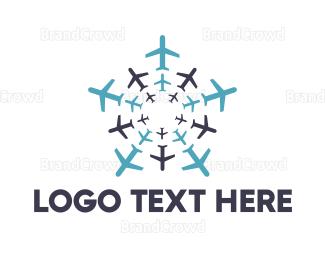 Flyer - Air Team logo design