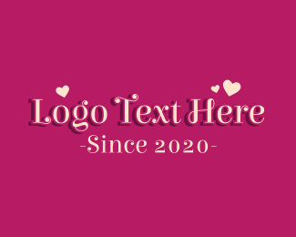 """Vintage Script Fashion Text"" by brandcrowd"
