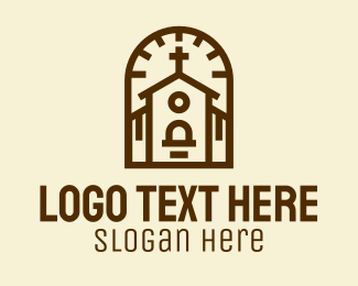 Catholic - Catholic Cathedral  logo design