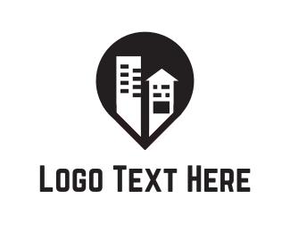 Home - Home Finder logo design