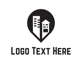 Condo - Home Finder logo design