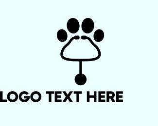 Healing - Veterinary Clinic logo design