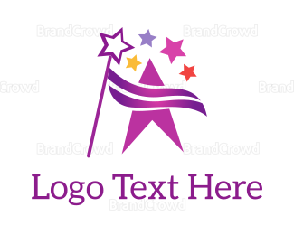 Donation Center - Star Magic logo design