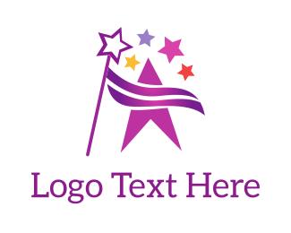 Magic - Star Magic logo design