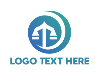 Law Firm - Legal Circle logo design