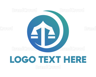 Lawyer - Legal Circle logo design