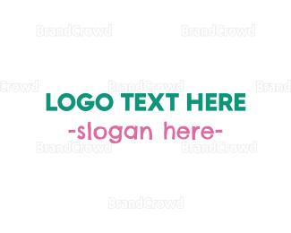 Newborn - Cute & Modern logo design