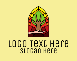 Church - Care Support Community logo design