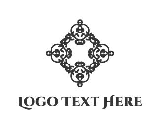 Boutique - Floral Beauty logo design