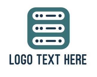 Server App Logo
