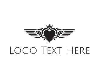 Winged Heart Logo