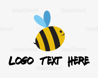 """""""Cute Baby Bee"""" by LogoPick"""