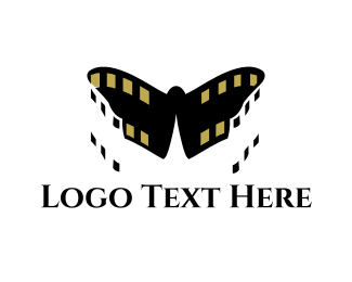 Butterfly Film Logo