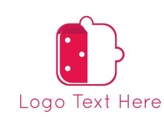 Board - Pink Game logo design