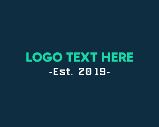 Technological - Modern & Futuristic  logo design