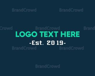 Contemporary - Modern & Futuristic  logo design