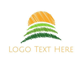 Field - Sunny Field logo design