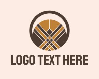 Decorative - Arabic Circle Decoration logo design