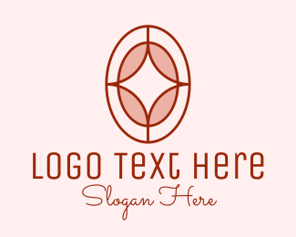 Bohemian - Simple Star Company logo design