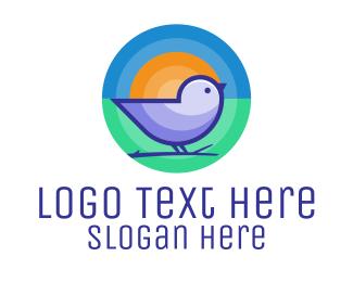 Brand - Little Bird logo design