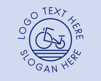 Recreational - Bicycle Ride logo design