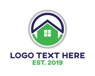Security - Home Security  logo design