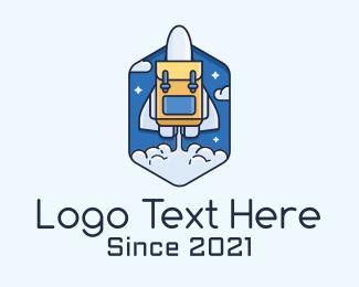 Logo Design - Roecket Bag