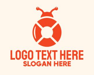 Safety - Bug Life Saver logo design