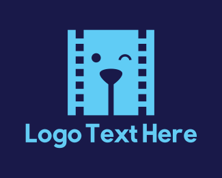 Cinematography - Film Dog logo design