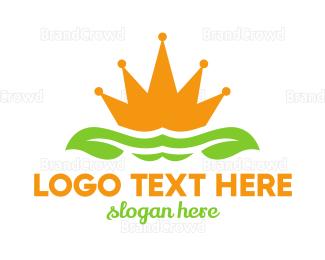 Environmental - Nature Beauty Pageant logo design