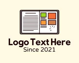 Online Learning - Digital Online Course logo design
