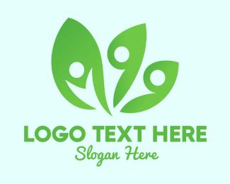 Team - Green Team logo design