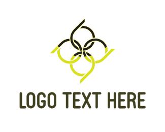 Green Letter B Logo
