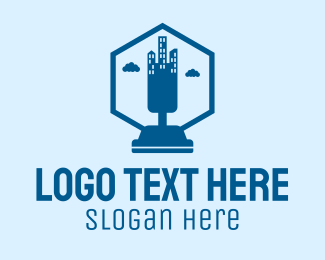 Disposal - Hoover City  logo design