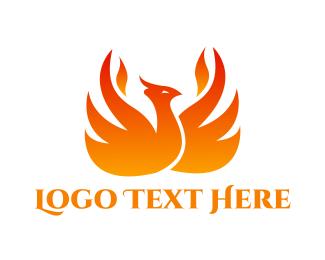Phoenix - Phoenix Spark logo design