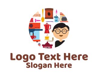 Tools - Coffee Tools logo design
