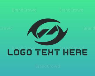 Blade - Mountains Blades logo design