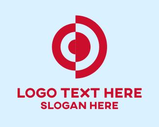Company - Modern Target Company logo design