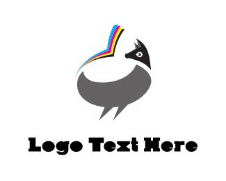 Pet - Print Pet logo design