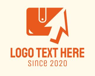 Credit - Online Payment Wallet logo design