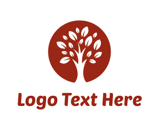 Brown - Brown Tree logo design